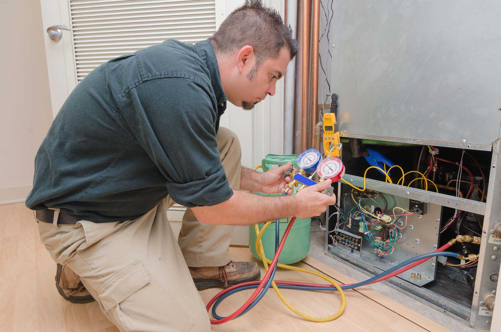 24 emergency HVAC repair services in Massachusetts
